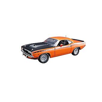 Plymouth Barracuda AAR (1970) Diecast Model Car