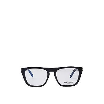 Saint Laurent SL 343 black unisex eyeglasses