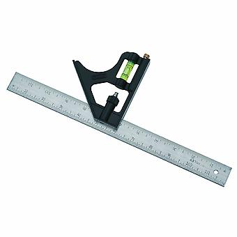 """Stanley Combination Square Length: 300mm (12"""")"""