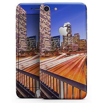 Fast City Life - Skin-kit for Iphone 8 eller 8 Plus
