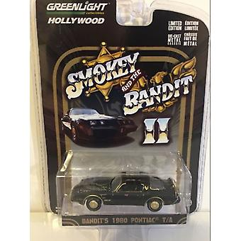 Smokey och bandit II 1980 Pontiac T/A Greenlight 44710B 1:64