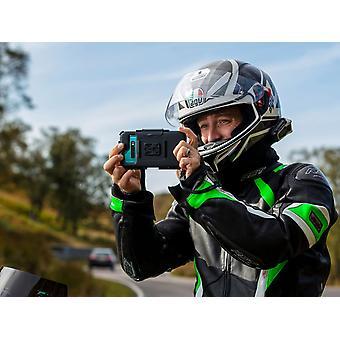 Motorola smarpthone kova vedenpitävä kotelo moottoripyöräkiinnike