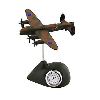 WILLIAM WIDDOP Miniaturuhr - RAF Lancaster
