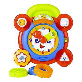 幼児の時計色赤ちゃんウィンファン