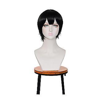 Anime Peruker Toalettbundna Hanako-kun Syntetiska hår peruker