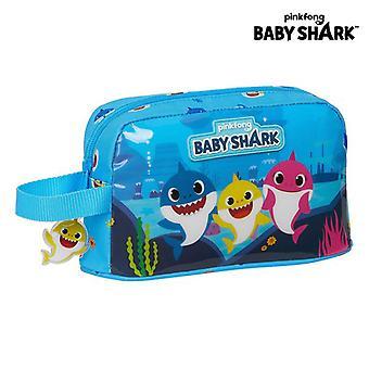 Thermal Lunchbox Baby Shark Light Blue (6,5 L)