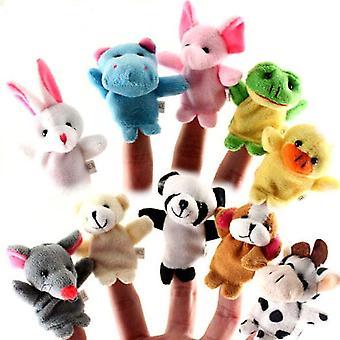 Fingerpuppen Satz fingerpuppen Klein Tier Fingerpuppe Tier Fingerpuppe Fingerpuppe Set Finger