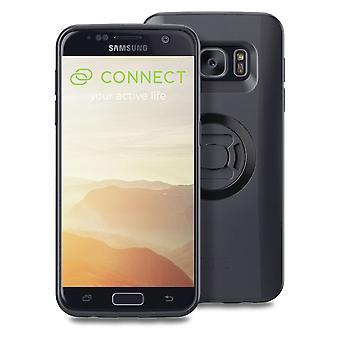 SP Connect Phone CASE SET Black Samsung S7 [53159]