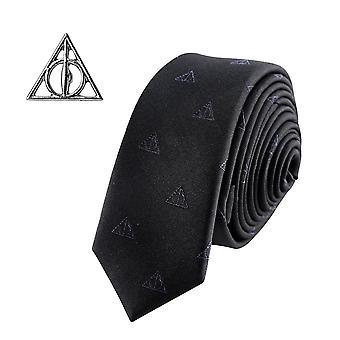 Harry Potter, Krawatte und Anstecknadel - Heiligtümer des Todes