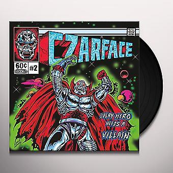 Czarface - Every Hero Needs A Villain Vinyl