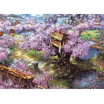 1000 Pieces Jigsaw Puzzles For Adults Large Jigsaw Puzzle Educational Gift Home Decor