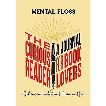 Mental Floss The Curious Reader Journal for Book Lovers by Erin McCarthyMental Floss