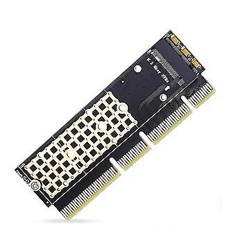 Ssd לכרטיס Pcie מנהל התקן M מפתח M עם מתאם כונן קשיח משטח קירור סיליקון