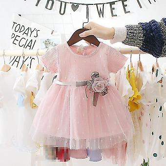 Neugeborene Babykleid Süße Prinzessin Kleider