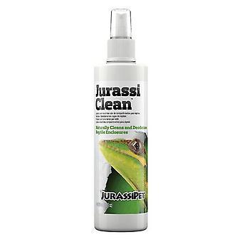 JurassiPet JurassiClean természetesen tisztítja és szagtalanítja hüllők ház - 8,5 oz