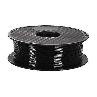 3D printer accessories biqu pla filament 1.75Mm 1kg black white blue no bubble printing material for fdm 3d printer b1 bx