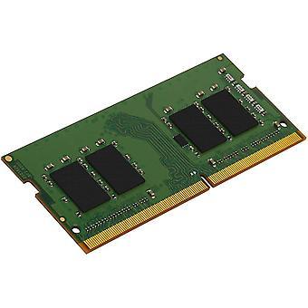 Memory card readers valueram kvr32s22s6/8-8gb 3200mhz ddr4 non-ecc cl22 sodimm 1rx16