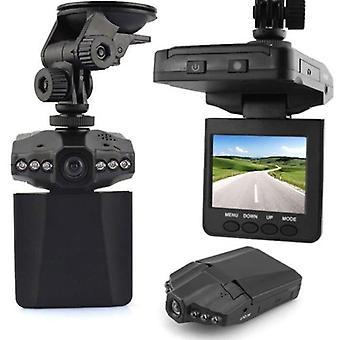 "Uusi 1080p 2.4 ""hd Lcd Car Blackbox Dvr Vehicle Cam Camera VideoNauhuri + 16 Gb kortti mukana"