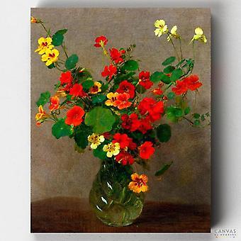 פרחים - אנרי פאנטין-לאטור