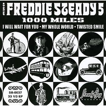 Freddie Steady 5 - 1000 Miles [Vinyl] USA import