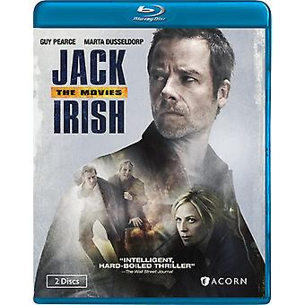 Jack Irish: Importazione di The Movies [Blu-ray] USA