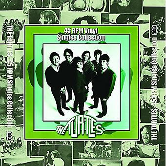 Turtles - 45 Rpm Singles Collection [Vinyl] USA import