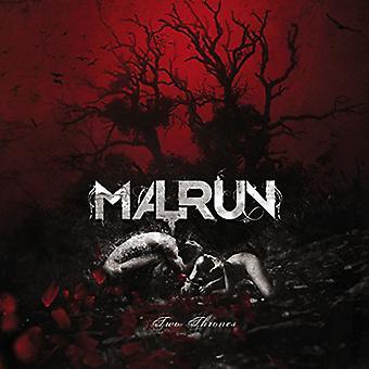 Malrun - Two Thrones [Vinyl] USA import