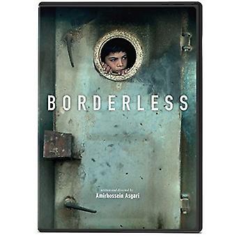 Borderless [DVD] USA import