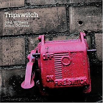 McSherry/O'Connor - Tripswitch [CD] USA import