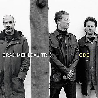 Brad Mehldau Trio - Ode [CD] USA import