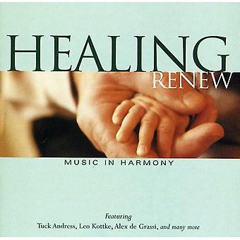 Healing: Renew - Healing: Renew [CD] USA import