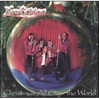 New Edition - Christmas All Over [CD] USA import