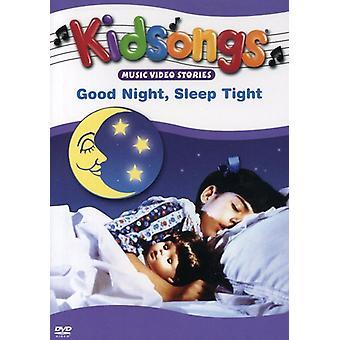 Kidsongs - Good Night Sleep Tight [DVD] USA import