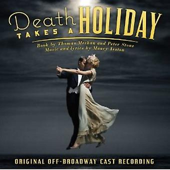 Broadway Cast - Death Takes a Holiday [Original Off-Broadway Cast Recording] [CD] USA import