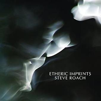 Steve Roach - Etheric Imprints [CD] USA import