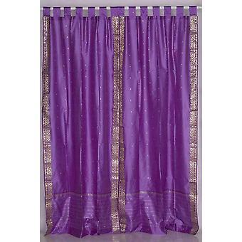 Tenda Top Sari pura lavanda scheda / drappo / pannello - pezzo