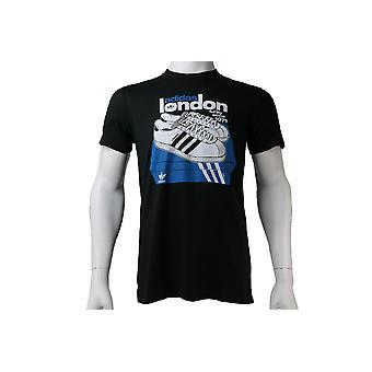 Adidas G Londen Tee X42101 mens T-shirt