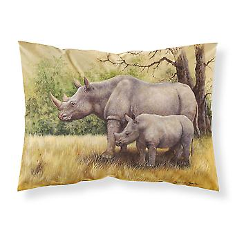 وحيد القرن دافني باكستر النسيج القياسية وسادة