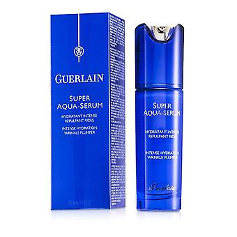 Guerlain Super Aqua Serum Intense Hydration Wrinkle Plumper - 30ml/1oz
