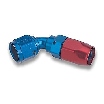Earl's 806110ERL 60° -10 Female to -10 Hose