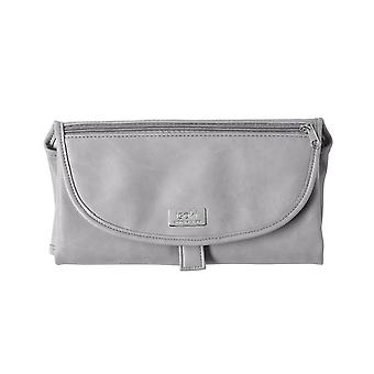 Isoki Change Mat Clutch Portsea Light Grey