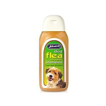 (3 Pack) Johnson's Dog Cleansing Shampoo 200ml