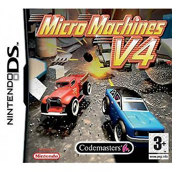 Micro Machines v4 (Nintendo DS) - New