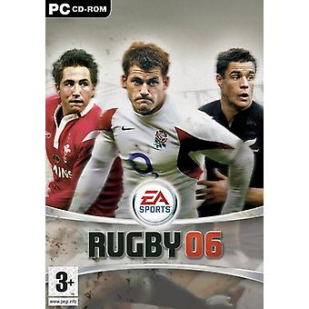 Rugby 06 (PC CD)-ny