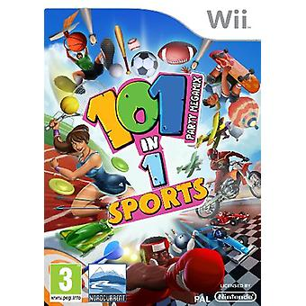 101-in-1 Sports Party Megamix (Wii) - New