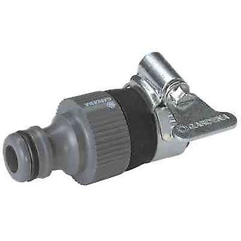 Gardena Round Tap Connector for Taps without thread 14 to 17mm dia Garden Hose