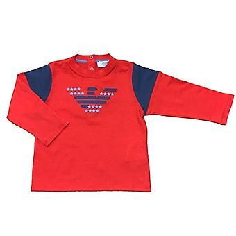 Armani Baby chłopcy Koszulka