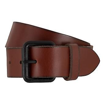 Timberland bälten mäns bälten läder bälte jeans brun 7432