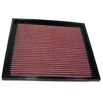 K&N 33-2734 High Performance Replacement Air Filter
