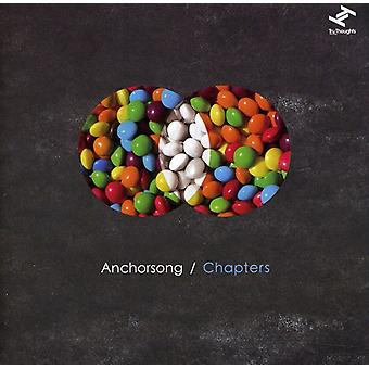 Anchorsong - Chapters [CD] USA import